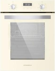Духовой шкаф MAUNFELD EOEM516BG бежевый