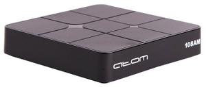 Приставка Смарт ТВ СИГНАЛ ELECTRONICS ATOM-108AM (Android TV Box)