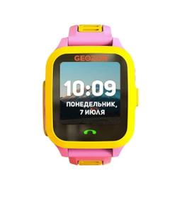Детские смарт-часы GEOZON Active/pink