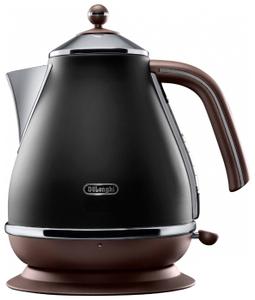 Чайник электрический Delonghi KBOV 2001 коричневый