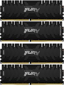 Оперативная память Kingston FURY Renegade [KF436C16RBK4/32] 32 Гб DDR4