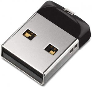 Флэш-накопитель Sandisk Cruzer Fit SDCZ33-016G-G35 16 Гб