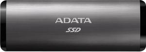 Внешний SSD накопитель ADATA [ASE760-512GU32G2-CTI] 512 ГБ