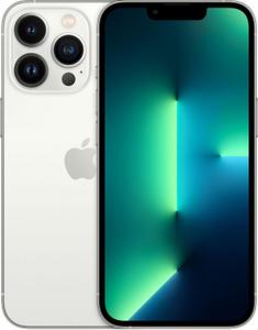 Смартфон Apple iPhone 13 Pro MLW23RU/A 128 Гб серебристый