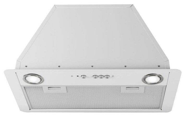 Вытяжка встраиваемая ELIKOR Flat 72П-650-К3Д белый