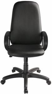 Кресло для руководителя Бюрократ CH-808AXSN/OR-16 черный