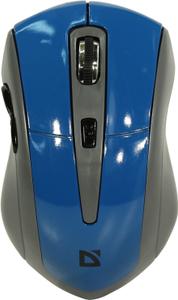 Мышь беспроводная Defender Accura MM-965 серый