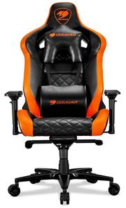 Кресло игровое Cougar Armor Titan черный