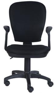 Кресло офисное Бюрократ CH-513AXN черный