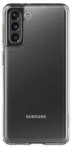 Чехол - накладка Spigen Ultra Hybrid, clear - Galaxy S21+