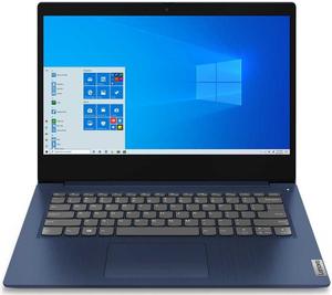 Ноутбук Lenovo IdeaPad 3 14ADA05 (81W000FXRU) синий