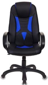 Кресло игровое Бюрократ VIKING-8 синий