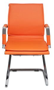 Стул офисный Бюрократ CH-993-Low-V оранжевый
