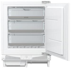Морозильный шкаф Gorenje FIU6092AW белый