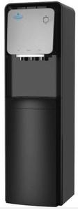 Кулер напольный SMixx 1250 L черный с серебром