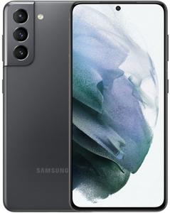 Смартфон Samsung Galaxy S21 128 Гб серый