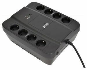 ИБП UPS 650VA PowerCom Spider <SPD-650N Euro Black>