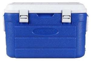 Автохолодильник Арктика 2000-40 40л голубой/белый