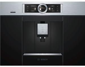 Кофемашина Bosch CTL636ES6 серебристый