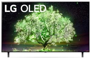 "Телевизор LG OLED55A1RLA 55"" (138 см) черный"