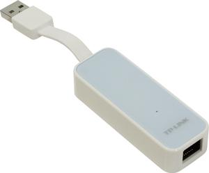 Сетевая карта TP-LINK < UE200 > USB2.0 to Ethernet Adapter (10 / 100Mbps)