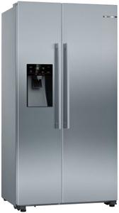 Холодильник Bosch KAI93VL30R серебристый