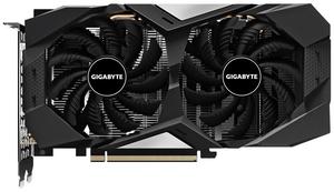 Видеокарта GIGABYTE GeForce RTX 2060 [GV-N2060D6-6GD] 6 Гб