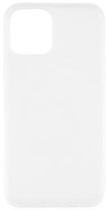 Чехол защитный «vlp» Silicone Сase для iPhone 12 ProMax, прозрачный