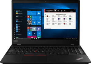Ноутбук Lenovo ThinkPad P15s Gen 2 (20W6005MRT) черный