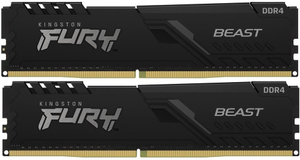 Оперативная память Kingston FURY [KF426C16BBK2/16] 16 Гб DDR4
