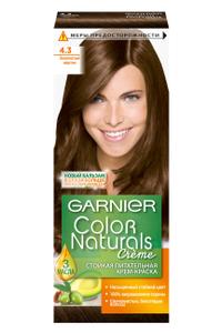 Краска для волос Color Naturals 4.3 Золотой каштан Garnier