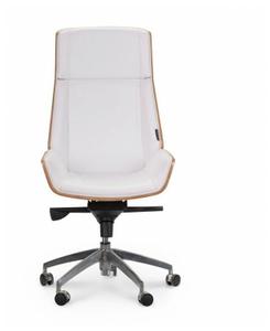 Кресло офисное Norden Патио белый