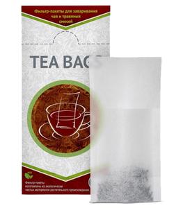 Фильтр-пакеты для чая (упаковка 100 штук)