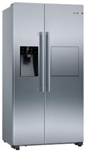 Холодильник Bosch KAG93AI30R серебристый