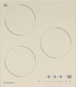 Индукционная варочная поверхность MAUNFELD EVI.453-BG бежевый