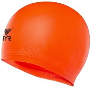 Шапочка для плавания Latex Swim Cap, латекс, LCL/820, оранжевый