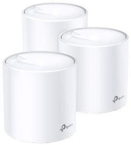Wi-Fi система (комплект) TP-LINK Deco X20(3-pack)