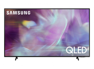 """Телевизор Samsung QE65Q60AAUXRU 65"""" (165 см) черный"""
