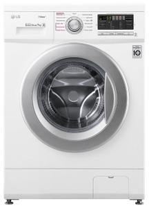 Стиральная машина LG F1296HDS1 белый