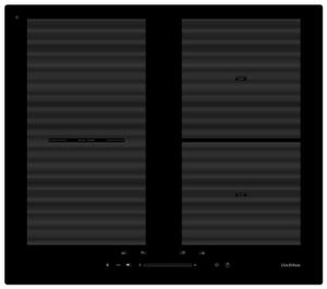 Индукционная варочная поверхность DARINA 5P9 EI 304 B черный