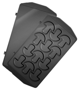 Панель Redmond RAMB-34 Грибочки для мультипекаря черный