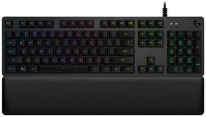 Клавиатура проводная Logitech G513 Carbon GX Red черный