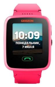 Детские смарт-часы GEOZON Aqua /pink, ограниченная гарантия