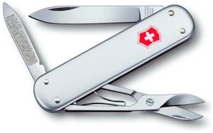 Нож перочинный Victorinox Money Clip (0.6540.16) 74мм 5функций серебристый