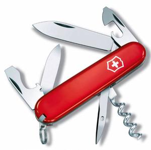 Нож перочинный Victorinox Tourist (0.3603) 84мм 12функций красный карт.коробка