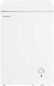 Морозильный ларь Kraft BD (W)-107R белый
