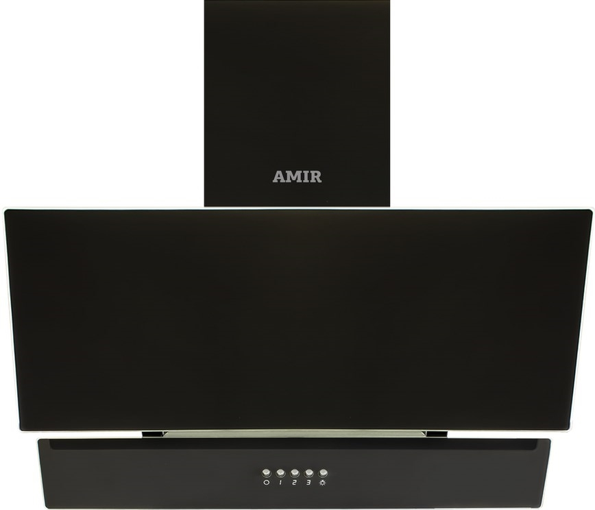 Вытяжка каминная AMIR A-602 RSTB GLASS черный