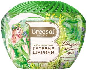 """Ароматические гелевые шарики """"Свежесть летнего луга"""" Breesal"""