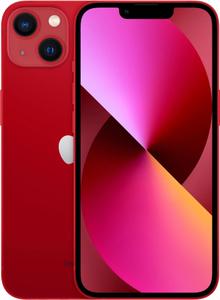 Смартфон Apple iPhone 13 MLP03RU/A 128 Гб красный