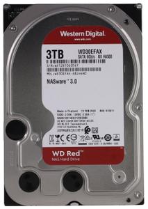 Жесткий диск Western Digital Red [WD30EFAX] 3 ТБ